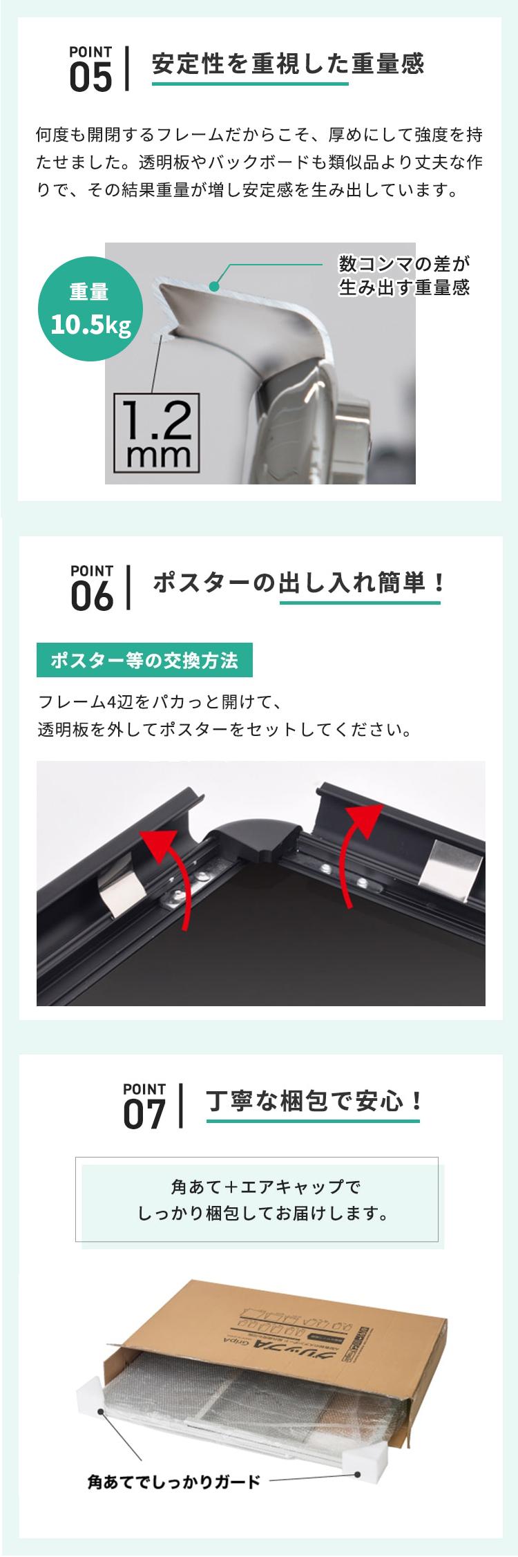 グリップA A1両面 説明