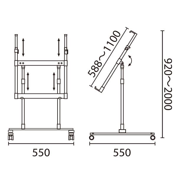 TPS-FX サイズ