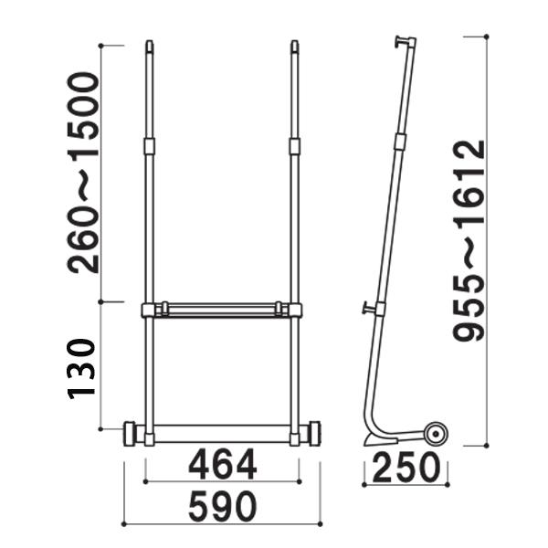 VS84C サイズ